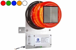 Class II Strobe Light with Motion Sensor - 110-120V AC - 54 Flashes Per Minute - 4 Color Options