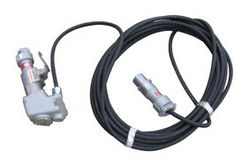 Explosion Proof 150' Extension Cord w/ 30 Amp Continuous Service - 3-Pole 4-Wire - 480V - 8/4 SOOW