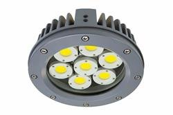 120 Watt Explosion Proof High Bay AC LED Light Fixture - C1D2 - C2D2 - ATEX / IECEx - IP67