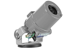 Explosion Proof 1080p Analog Observation Camera - Magnet Mount - Inframerah Siang / Malam - 120 / 240V