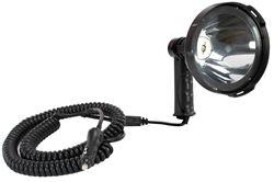 12 Million Candlepower LED Spotlight - 45 Watt - Pistol Grip - 12-32VAC - 4000 Lumens