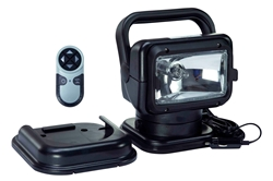 65W Golight Radioray Infrared Military Spotlight - Wireless Remote - 1300 Lumens - Magnet Base
