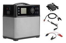 Batería de energía solar portátil con capacidad 400Wh - Compatible con energía fotovoltaica (PV)