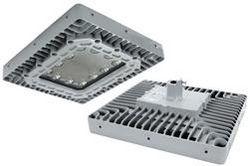 100W C1D1 Patlama Korumalı Yüksek Defne LED Işık Fikstürü - 14,000 Lümen - 6 'SOOW Kordon w / EPP Kordon Kapağı