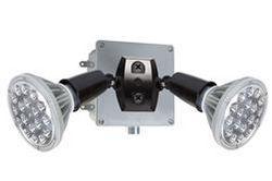 50 Watt LED välitingimustes / üleujutusvalgus - veekindel - 5000 lumeenid - 480V AC - paigalduskarp
