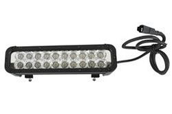 60W Infrared LED Headlight - 20 IR LEDs - Extreme Environment - 250'L X 250'W Flood Beam - 45-60VDC