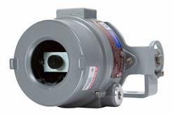 50mW láser de advertencia de grúa roja a prueba de explosiones- C1D1-2 - C2D1-2 - Montaje de superficie - 12V DC - Aluminio