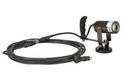 18W LED Spot w / Manyetik Taban - Ayarlanabilir Devirme Tabanı w / Tutamak Kolu - 25 'Kordon w / Cig. fiş