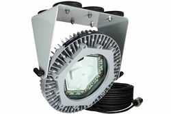 150W magnetilise lakke paigaldamise plahvatuskindel LED-tuli - 10000-lumeenid - rühm B - vesiniku kinnitatud
