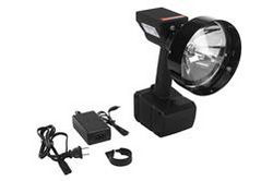 15 Million CP Rechargeable HID Handheld Spotlight - 35W HID - 3200 Lumens - 2.5 hour Run Time