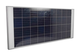 150W Explosion Proof Solar Panel -  Class I, Div 2 - 12V - IP65 Junction Box