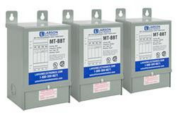 3 Phase Wye Buck & Boost Transformer - 208/240Y Primary - 236/136Y Secondary- 12.5 Amps on Secondary