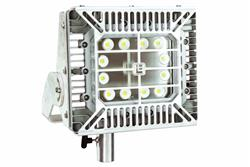 Luminária LED de montagem à prova de explosão 150W - Montagem de trava rosqueada - C2D1 / C1D2