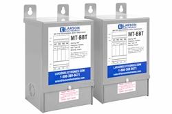 3 faasipadja ja võimendustrafo - 208V esmane - 236V sekundaarne - 31.3 sekundaarvarustus - 50 / 60Hz