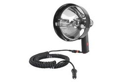 1 Million Candlepower Spotlight Genggam - 50 Watt Halogen - Combo Spot & Flood - Kabel Coil 16