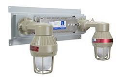 10 Watt Class I, Div. I & II Emergency Lighting System - 3 Hours - Explosion Proof Bug Eyes