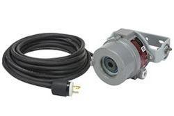 防爆1080p模擬便攜式觀察攝像機 - 日/夜IR  -  120 / 240V  -  600'線