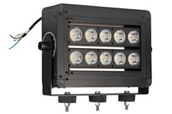 100 Watt High Intensity LED Light - 13,500 Lumens - High Mast Lighting - Anti-Shock Mount - Outdoor
