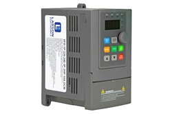 1HP VFD Phase Converter - 220-240V AC 1PH Input/3PH Output - 4.7 Amps - 0.75kW