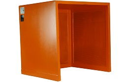 Glass Reinforced Plastic Acoustic Booth for Explosion Proof Phones and Intercoms