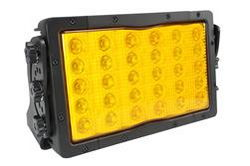 150W High Intensity Strobe Colored LED Light - 30 LEDs - Multi Color Options - IP68