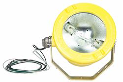 150W Explosion Proof High Pressure Sodium Light - Class I & II, Division I & II - Perm. Mount - 347V