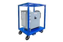 15KVA võimsuse jaotus - 480V kuni 240D / 120V 3PH - (1) AR1031 (1) L15-20R (6) 5-20R GFCI mahutid