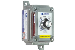 Explosion Proof Timer Switch - Class I, II, III - 30-Minute
