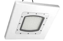 100W Explosion Proof LED Light Fixture - C1D1, C2D1 - 2x2 Lay-en Troffer - ATEX / ISO Taksita