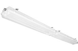 112W Hazardous Location LED Light - C1D2, C2D2 - 8' LED Fixture - Corrosion Resistant for Marine