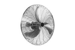 "30"" Electric Explosion Proof Fan - Stainless Steel - 8723 CFM - Wall or Ceiling Mount - C1D1 & C1D2"