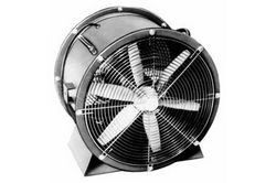 "24"" Explosion Proof High Velocity Fan - Pedestal Base Stand - 1725 CFM - 1/4 HP - 480V 3 Phase"