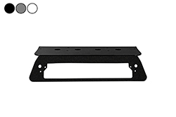 Antenna Permanent Mounting Plate for 2017-2018 Chevrolet Silverado 1500, 1500HD, 2500HD, 3500HD