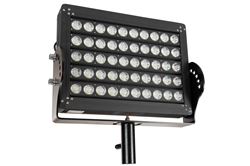 480W High Intensity LED Light - 60,000 Lumens - 347-480V AC - High Mast Lighting - Pole Top Mount