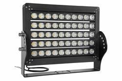 160W suure intensiivsusega UV LED-valgus - UVA / 365NM - 120-277V AC - akrüülobjektiiv