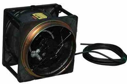 "16"" Electric Explosion Proof Blower/Ventilator - C1D1 - 460V 3PH - 4450 CFM - 10' 16/4 SOOW Cord"