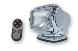 Proyector inalámbrico a control remoto Golight Stryker 3006-24 - 24 Volt - Control remoto portátil