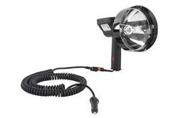 15 Million Candlepower Handheld Spotlight - 35 Watt HID - 3200 Lumens - Spot / Flood Combo