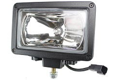 A1870-W HID Off Road Light - A1870-W - 5X7 inch lens - Internal Ballast