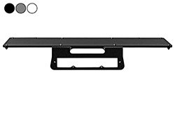 "2014 Ford F250-F550 Super Duty Truck No Drill Magnetic Mounting Plate - 3rd Brake Light - 24"" x 8.6"""
