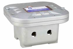 "Explosion Proof Enclosure - 6""x6""x4"" Internal Dimensions - Surface Mount - (5) M25 Hubs - ATEX/IECEx"