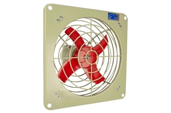Flameproof Low Pressure Fan - 2000 CFM - 220V 1PH, 50 Hz - 1450 RPM - ATEX Rated - T4