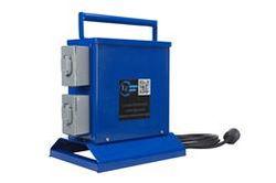 1000VA ajutine trafo - 480V kuni 120V - (1) L8-15R PT, (1) GFCI duplekslahendused - N3R
