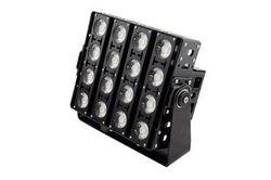 Luz LED de alta intensidad 150W - 20,250 lms - Iluminación de mástil alto - Montaje superior de poste - Configuración alta / baja