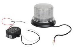 Class 1 LED Indicator Light - Permanent Surface Mount - 1440 Lumens - 120-277V AC