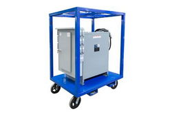 *RENT* 45 KVA Portable Power Distribution - 240V to 208Y/120V - (3) CS8369 Receptacles - 20' Type W