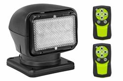 Golight Stryker GL-3066-F Control remoto inalámbrico Luz de inundación con mandos a distancia 2 - Chrome