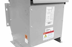 15 kVA Isolation Transformer - 380V Delta Primary Voltage - 480Y/277 Wye-N Secondary Voltage - NEMA 3R