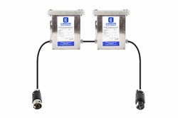 1-Phase Prewired Marine Rated Split Phase Buck/Boost Step-Up Transformer - 208V Primary - 120/240V Secondary - 44.07 Amps - 50/60Hz - Stainless Steel
