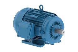 0.75 HP tulekindel mootor - ATEX / IECEx - 400V AC, 3PH 50 / 60 Hz - 1500 / 1800 RPM - jalatugi - 90S / L raam